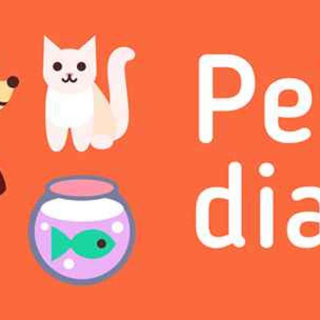 animali cuccioli android diario app