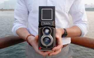 Fotocamere: rolleiflex  fotografia instant