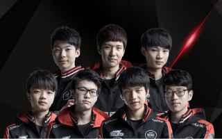 Giochi Online: esports esport league of legends