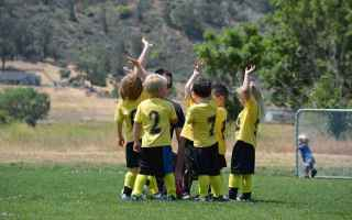 sport  bambini  attività fisica