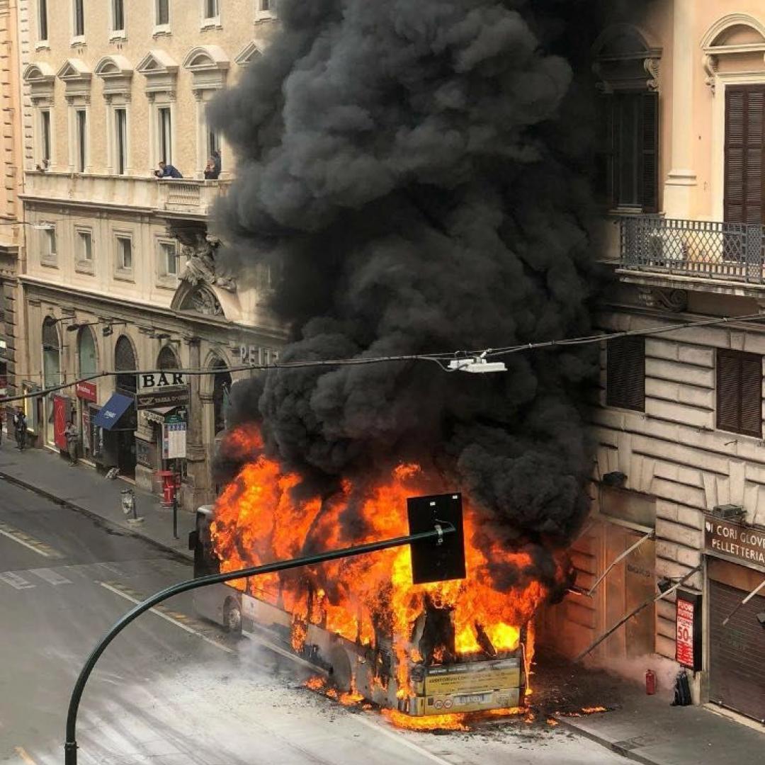 atac  flambus  roma  trasporto pubblico