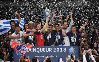 Calcio Estero: psg  les herbiers  francia  calcio