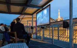 Milano: milano  cinema sui tetti  highline