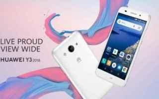 Cellulari: smartphone  huawei