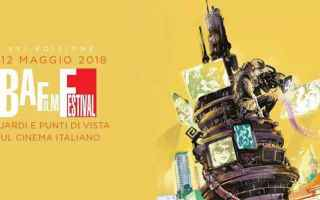 Spettacoli: baff 2018 cinema hotel gagarin emozioni