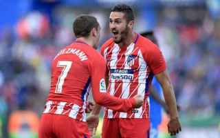 Europa League: marsiglia  atleticomadrid