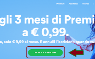 Musica: spotify  premium  3 mesi