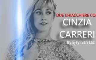 the voice  cinzia carreri  intervista