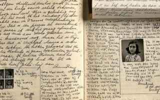 Libri: diario  anna frank  nazismo