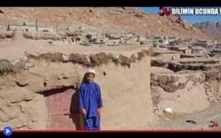 dal Mondo: nani  anatolia  villaggi  misteri