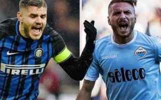 Serie A: qualificazione  champions  serie a  inter  lazio