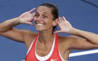 Tennis: roberta vinci