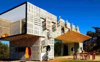 Architettura: ambiente  eco-compatibili  legno  natura