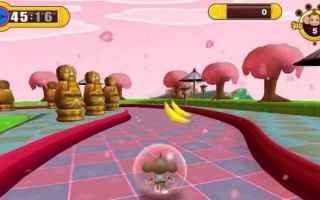 Mobile games: monkey ball  sega  videogame