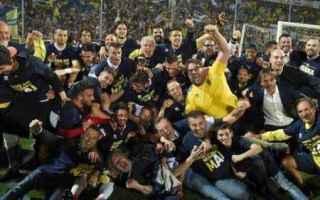 Serie B: parma  serie a  promozione