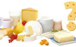 Alimentazione: lattosio  intolleranza  diagnosi  test