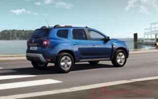 Automobili: duster  dacia  renault