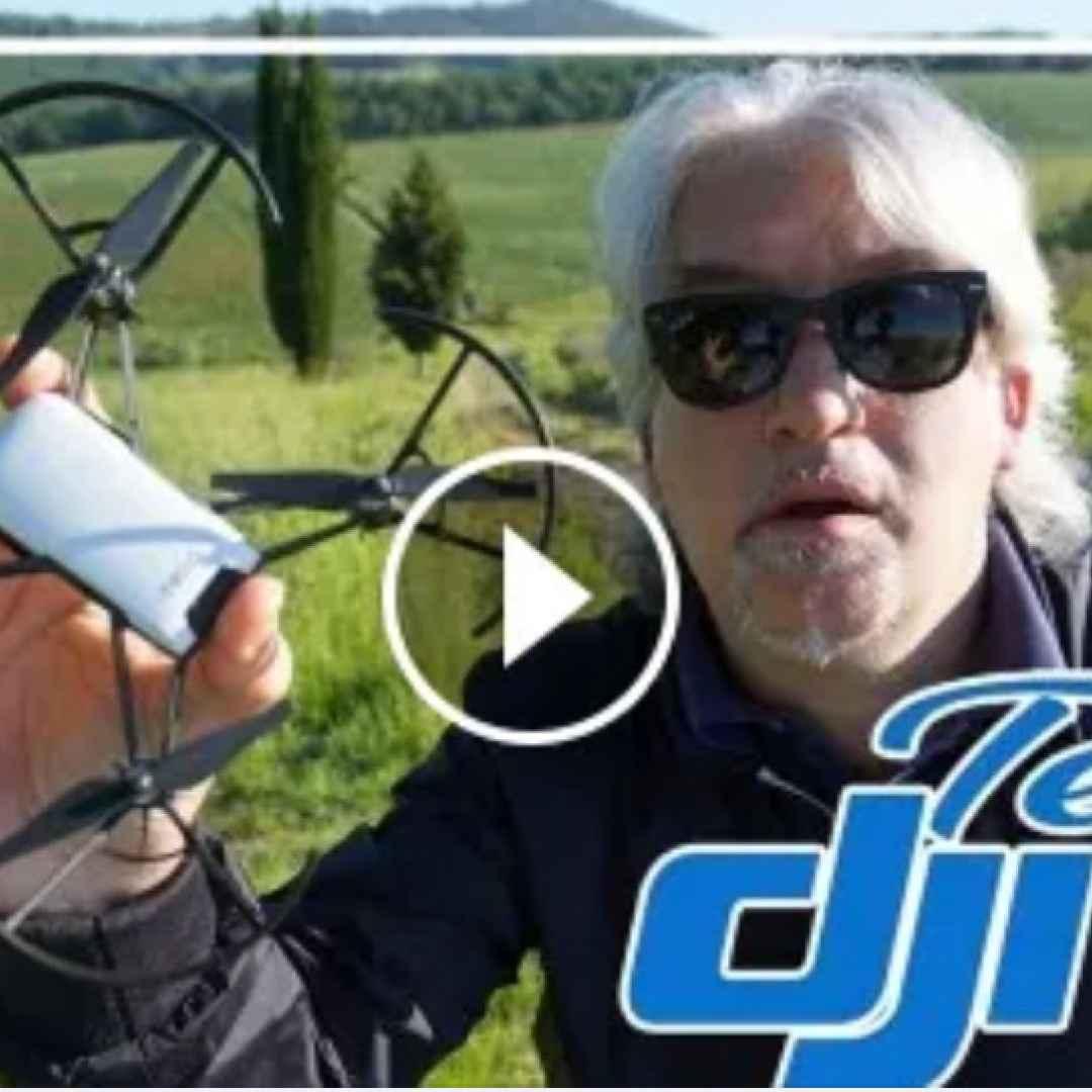 guidare un drone  dji tello