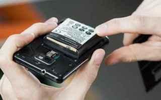Cellulari: smartphone  batteria  autonomia