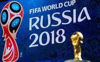 Nazionale: mondiali  russia 2018