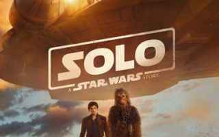 Cinema: solo  star wars cinema guerre stellari