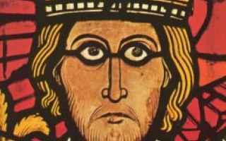 Storia: carlo magno eginardo medioevo