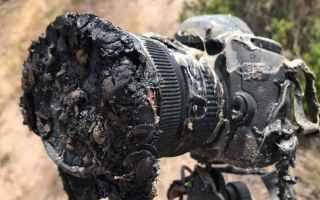 Fotocamere: fotografia canon nasa