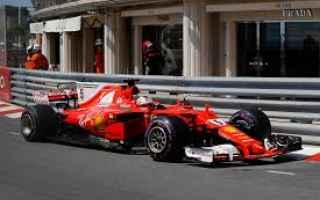 Formula 1: formula 1  montecarlo  ferrari  prove