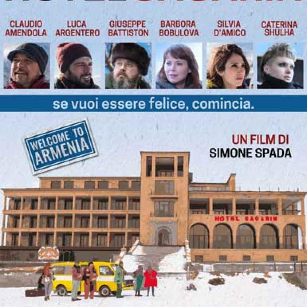 hotel gagarin commedia cinema argentero