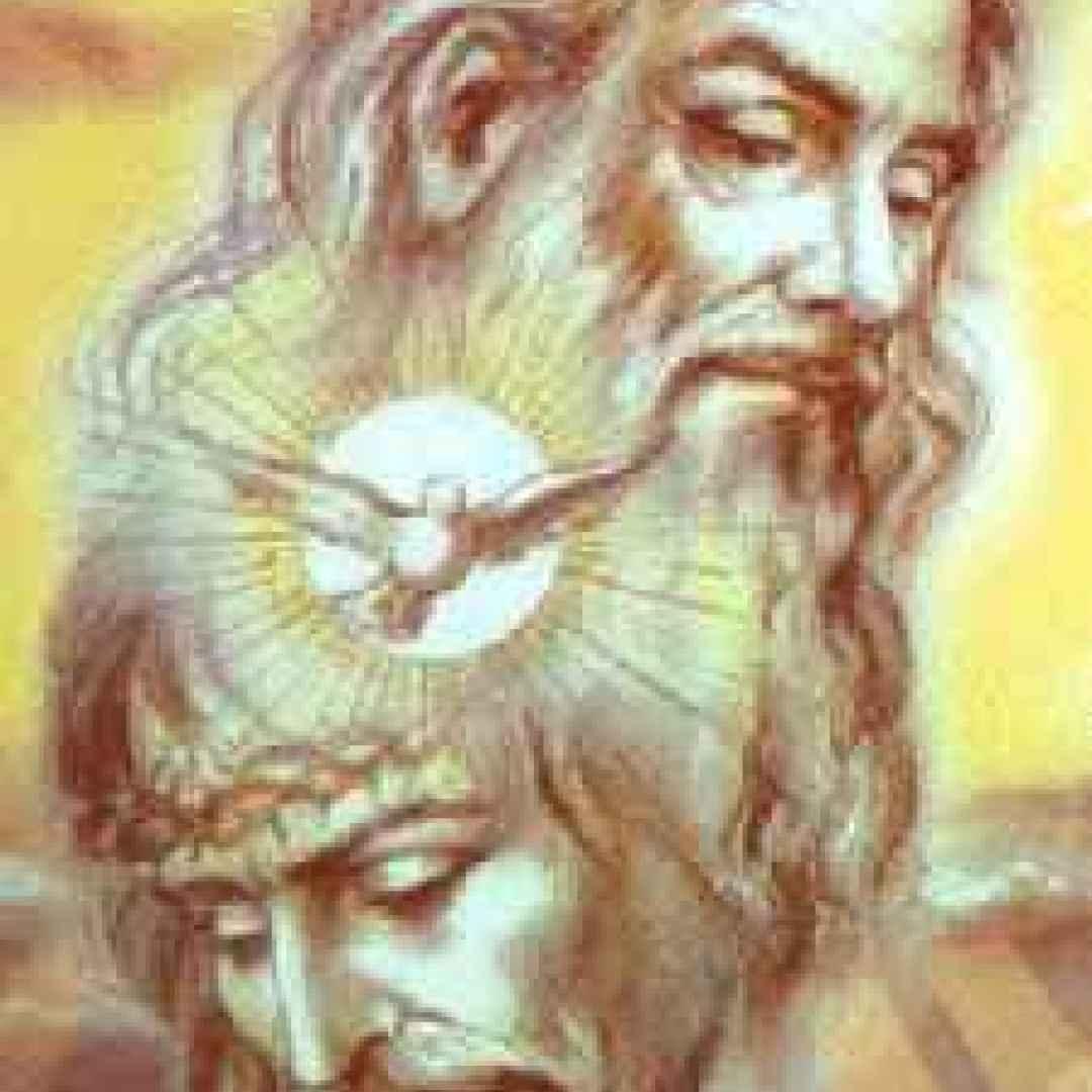 figlio  padre  spirito santo  trinità