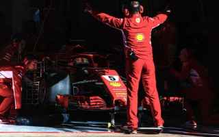 Formula 1: ferrari  batteria  fia