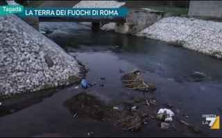 Roma: roma  terra dei fuochi