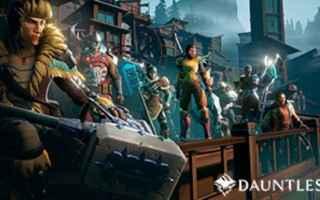 Giochi Online: dauntless  mmo  mmorpg