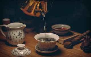 Gastronomia: tè  asia  bevande