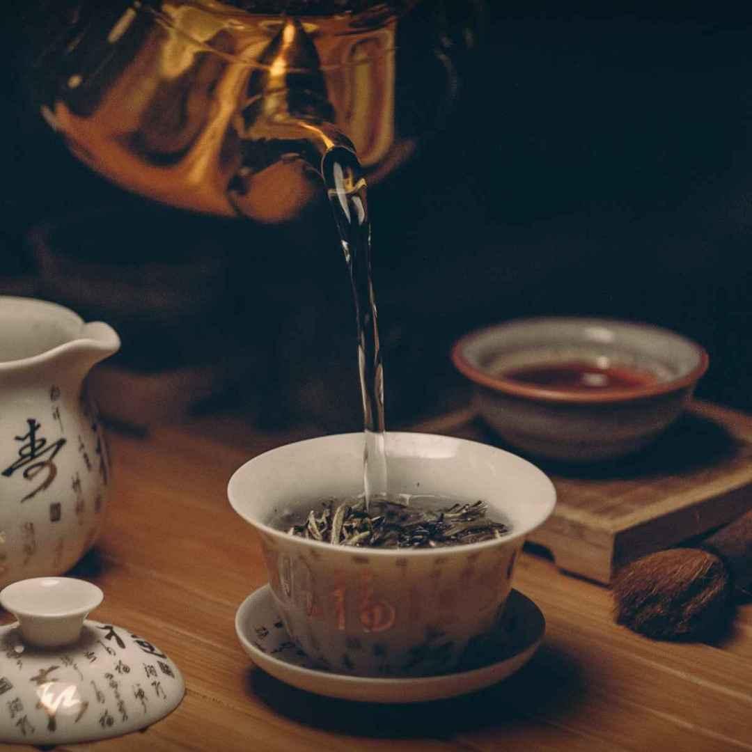 tè  asia  bevande