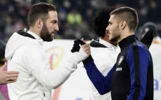 Calciomercato: inter  juve  juventus  higuain  icardi