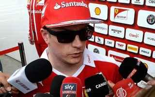 Formula 1: raikkonen  ferrari  canadagp  formula1