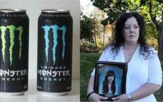 Alimentazione: energy drink  salute  adolescenti