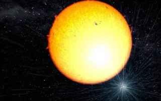 Astronomia: pulsar  stelle di neutroni  stelle