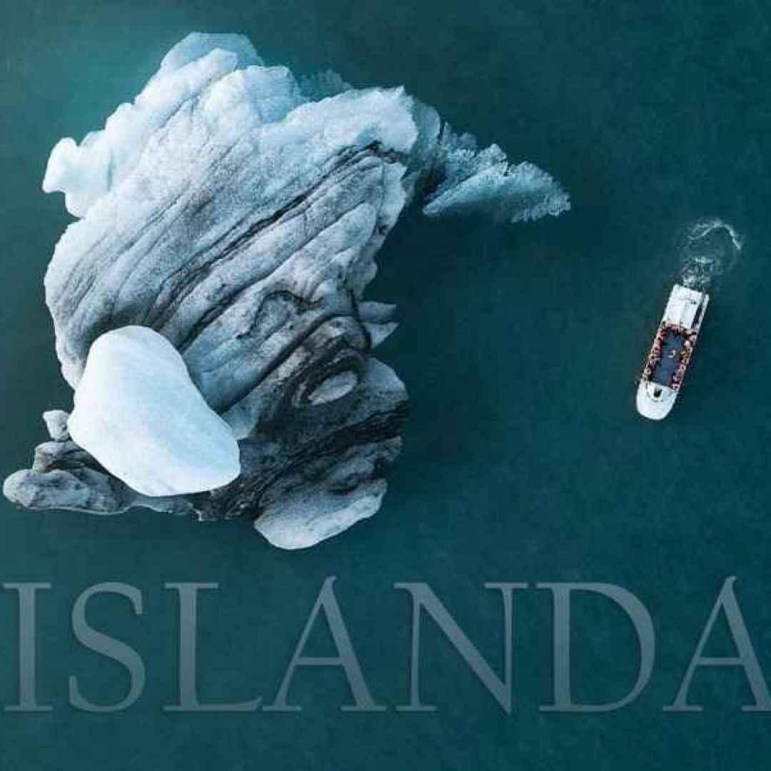 islanda  fotografia  drone