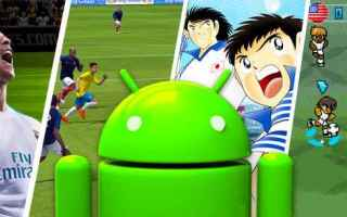 Mobile games: calcio  sport  android  giochi  soccer
