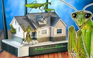 """Dilaga il malware """"Roaming mantis"""": e` allarme.Roaming Mantis arriva anche in europaA marzo la stamp"""