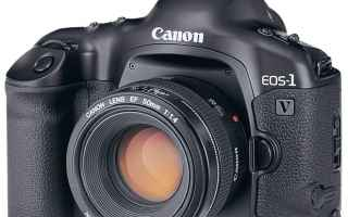 Fotocamere: canon eos fotografia