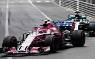 Formula 1: formula1  perez  forceindia  canadagp