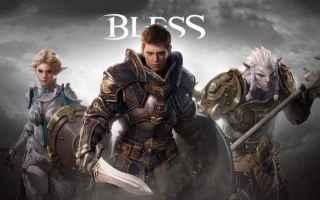 Giochi Online: bless online  mmo  mmorpg
