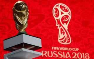 Nazionale: mondiali  russia 2018  calcio  convocati