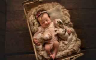Immagini virali: neonati  bambini  fotografia  cani  animali