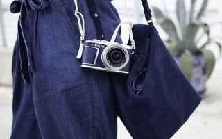 Fotocamere: fotografia olympus pen foto mirrorless
