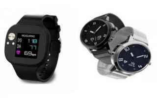 Gadget: smartwatch  computex 2018  pressione