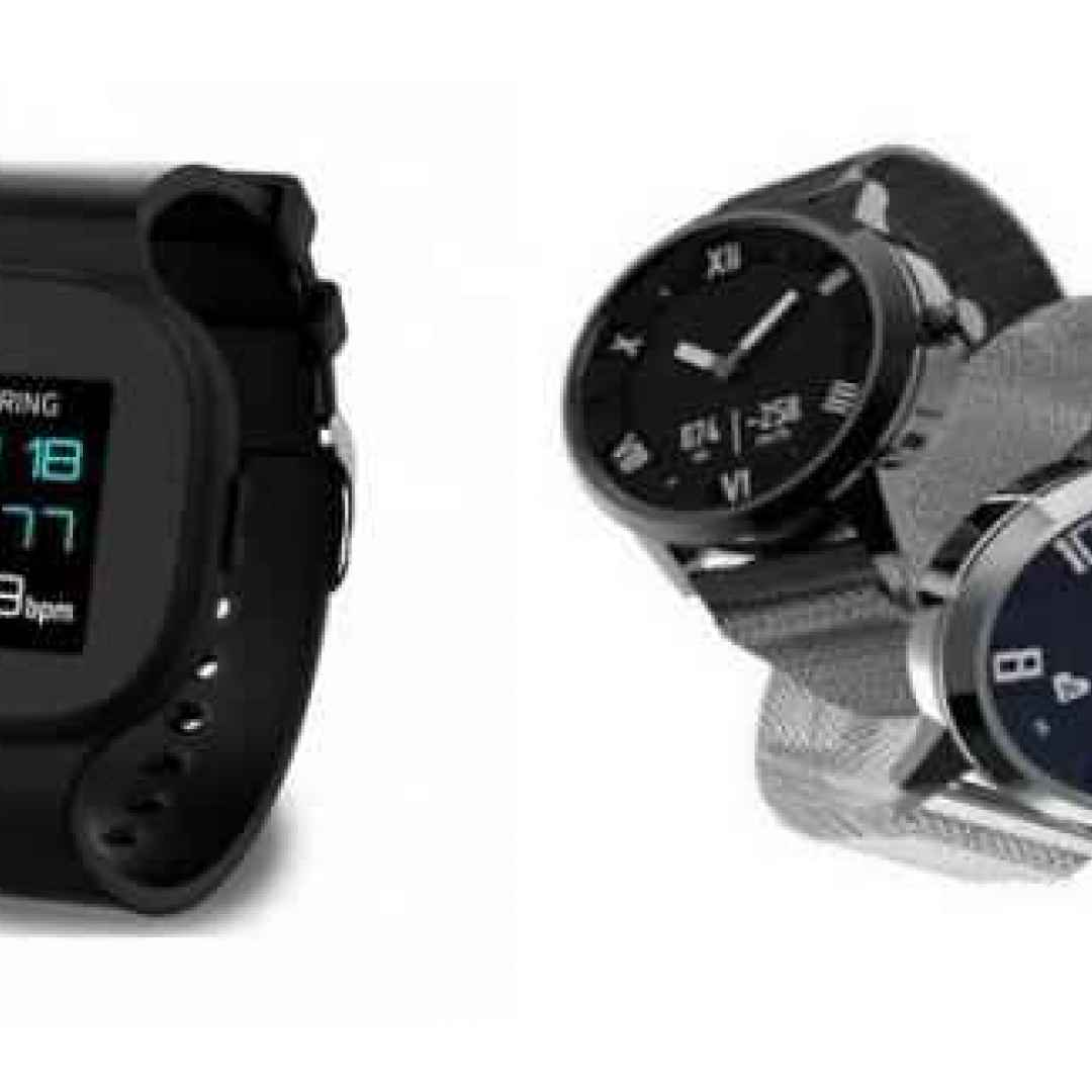 smartwatch  computex 2018  pressione
